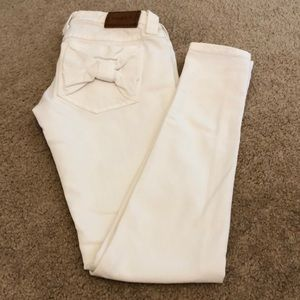 Frankie b. White Jeans